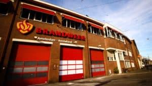 Narrowcasting systeem Brandweer Amsterdam Amstelland
