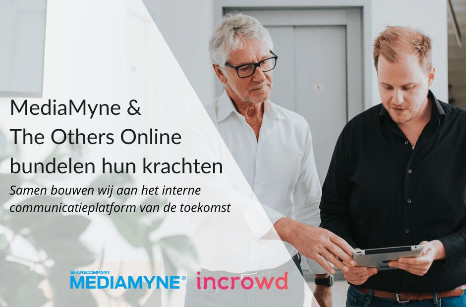 MediaMyne en The Others Online gaan samen verder
