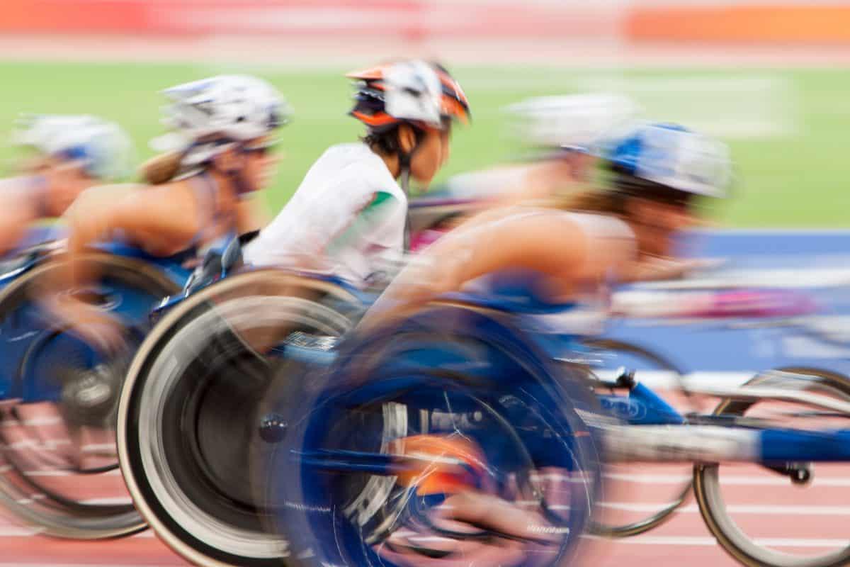 Bijzondere dagen in augustus Paralympics